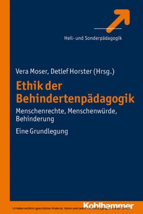 Ethik der Behindertenpädagogik