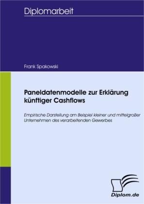 Paneldatenmodelle zur Erklärung künftiger Cashflows