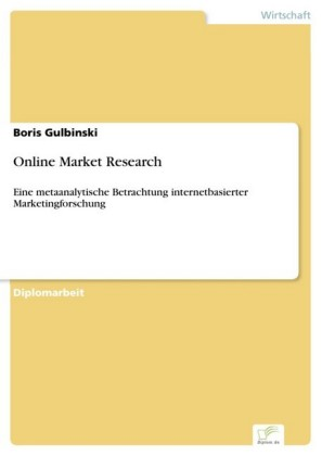 Online Market Research