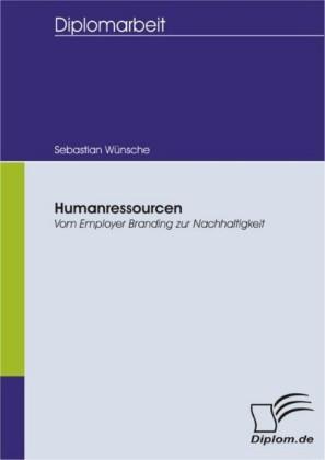 Humanressourcen: Vom Employer Branding zur Nachhaltigkeit