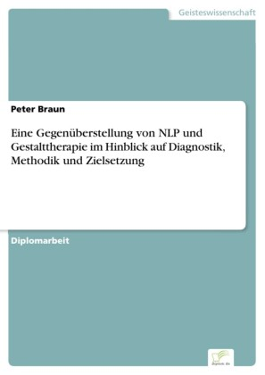 Eine Gegenüberstellung von NLP und Gestalttherapie im Hinblick auf Diagnostik, Methodik und Zielsetzung