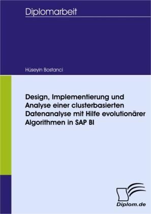Design, Implementierung und Analyse einer clusterbasierten Datenanalyse mit Hilfe evolutionärer Algorithmen in SAP BI
