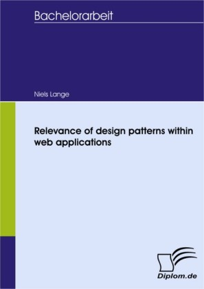 Relevance of design patterns within web applications