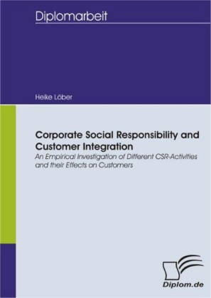 Corporate Social Responsibility and Customer Integration -