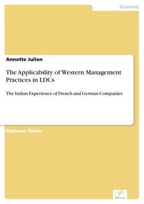 The Applicability of Western Management Practices in LDCs