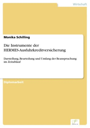 Die Instrumente der HERMES-Ausfuhrkreditversicherung