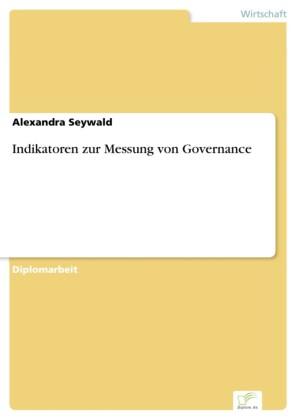 Indikatoren zur Messung von Governance