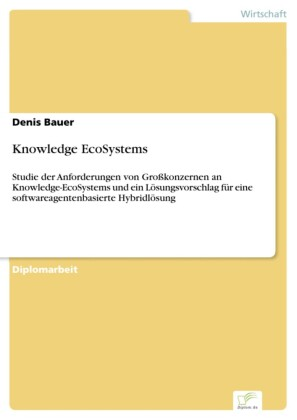 Knowledge EcoSystems
