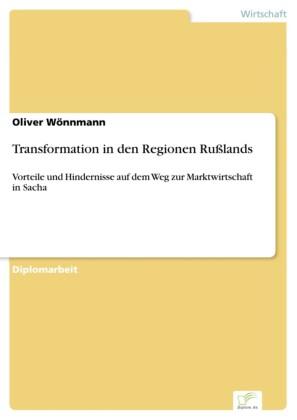 Transformation in den Regionen Rußlands
