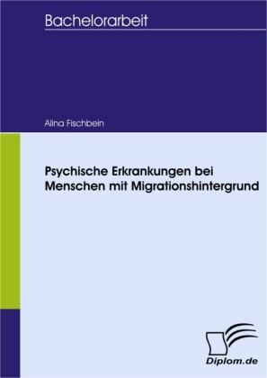 Psychische Erkrankungen bei Menschen mit Migrationshintergrund