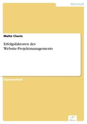 Erfolgsfaktoren des Website-Projektmanagements