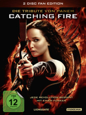 Die Tribute von Panem: Catching Fire, 2 DVDs (Special Edition)