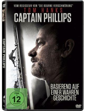 Captain Phillips, 1 DVD + Digital Ultravilolet