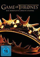 Game of Thrones, 5 DVDs Cover