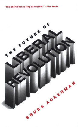 Future of Liberal Revolution