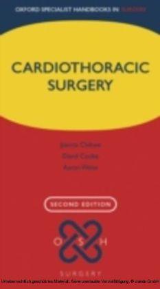 Cardiothoracic Surgery