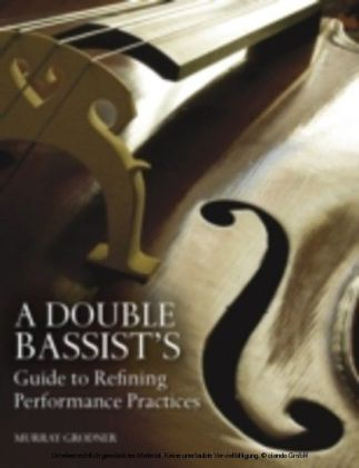 Double Bassist's Guide to Refining Performance Practices