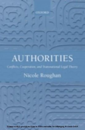 Authorities: Conflicts, Co-operation, and Transnational Legal Theory