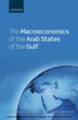Macroeconomics of the Arab States of the Gulf