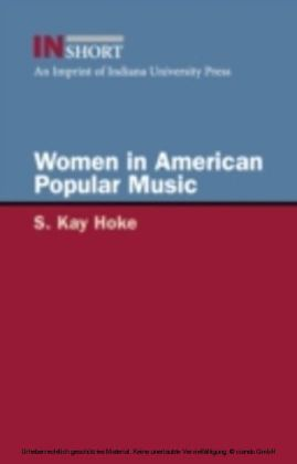 Women in American Popular Music