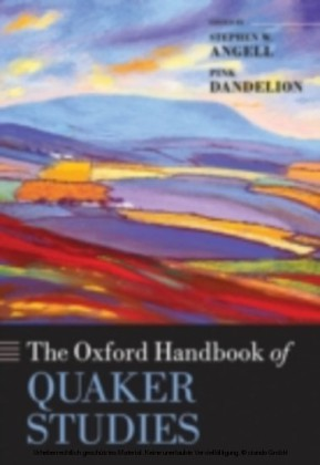 Oxford Handbook of Quaker Studies