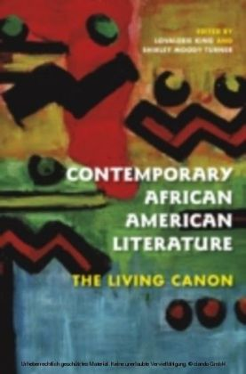 Contemporary African American Literature