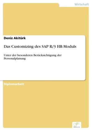 Das Customizing des SAP R/3 HR-Moduls