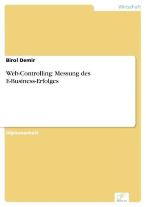 Web-Controlling: Messung des E-Business-Erfolges