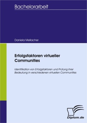 Erfolgsfaktoren virtueller Communities