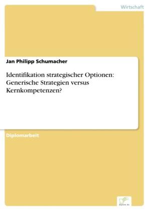 Identifikation strategischer Optionen: Generische Strategien versus Kernkompetenzen?