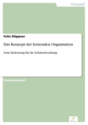 Das Konzept der lernenden Organisation