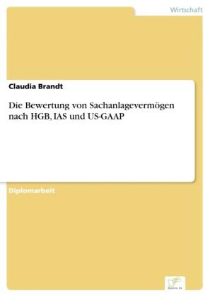 Die Bewertung von Sachanlagevermögen nach HGB, IAS und US-GAAP