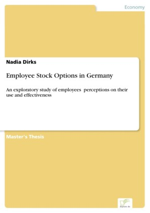 Employee Stock Options in Germany