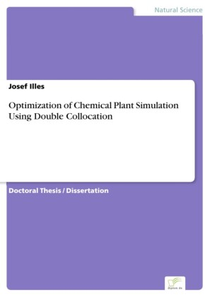 Optimization of Chemical Plant Simulation Using Double Collocation