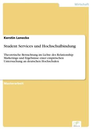 Student Services und Hochschulbindung