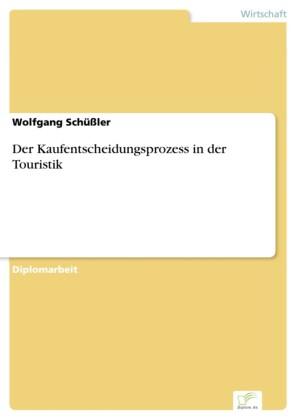 Der Kaufentscheidungsprozess in der Touristik