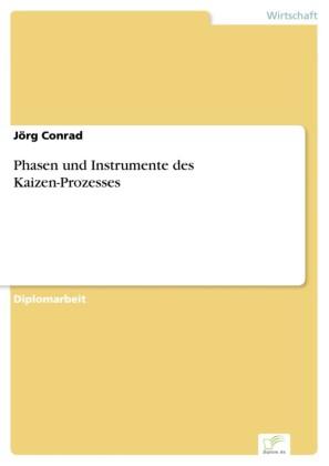 Phasen und Instrumente des Kaizen-Prozesses