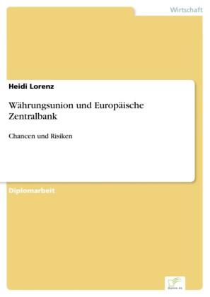 Währungsunion und Europäische Zentralbank