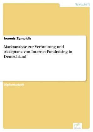 Marktanalyse zur Verbreitung und Akzeptanz von Internet-Fundraising in Deutschland