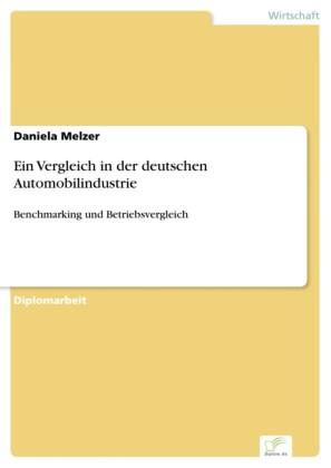 Ein Vergleich in der deutschen Automobilindustrie