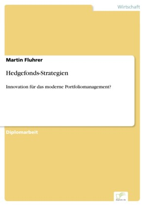 Hedgefonds-Strategien