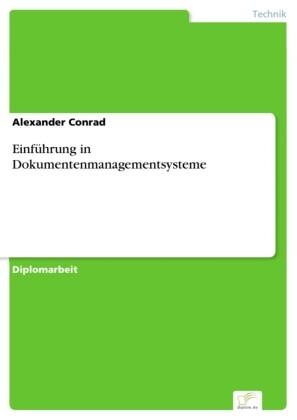 Einführung in Dokumentenmanagementsysteme