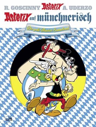 Asterix auf münchnerisch Sammelband