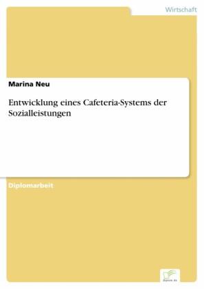 Entwicklung eines Cafeteria-Systems der Sozialleistungen