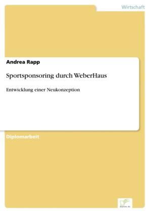Sportsponsoring durch WeberHaus