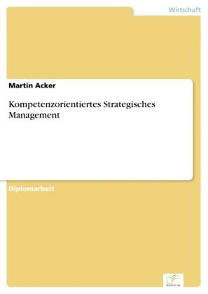 Kompetenzorientiertes Strategisches Management