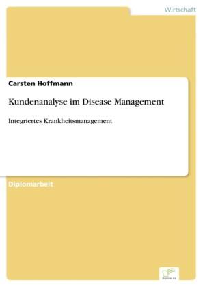Kundenanalyse im Disease Management