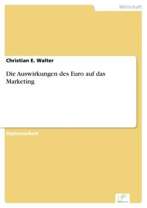 Die Auswirkungen des Euro auf das Marketing