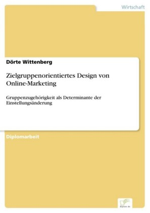 Zielgruppenorientiertes Design von Online-Marketing