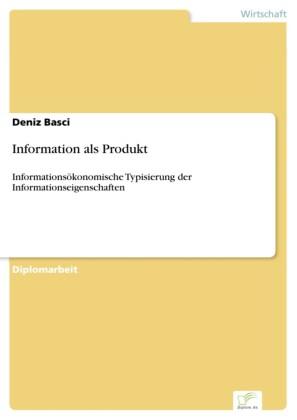 Information als Produkt